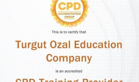 Zhvillimi i vazhdueshëm profesional (CPD) ne Turgut Ozal Education sh.a